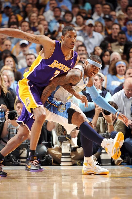 The Lakers desperately needed Ariza's perimeter defense in the NBA Finals
