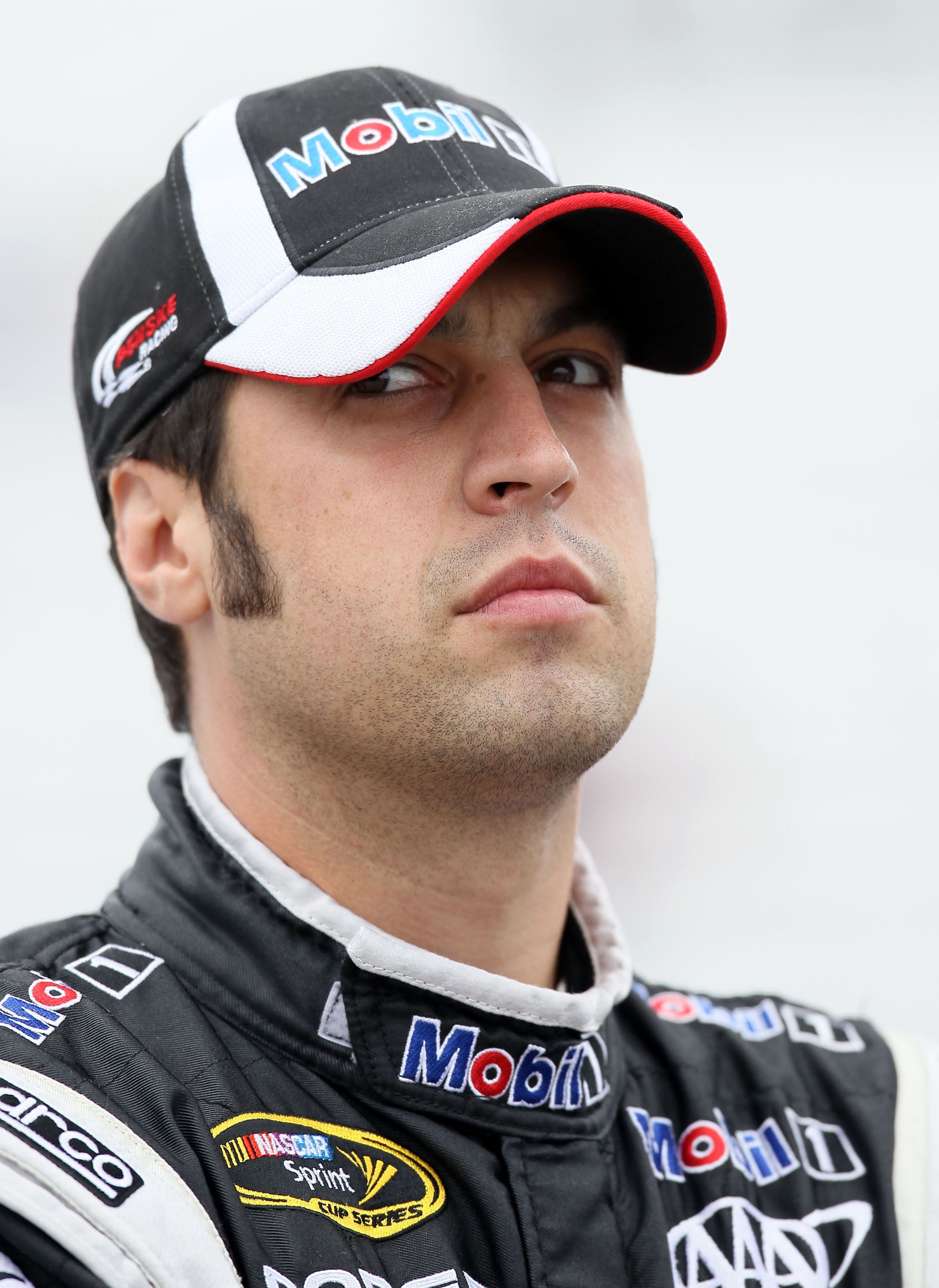 Sam Hornish Jr. may return to Penske next season, albeit at the Nationwide level.