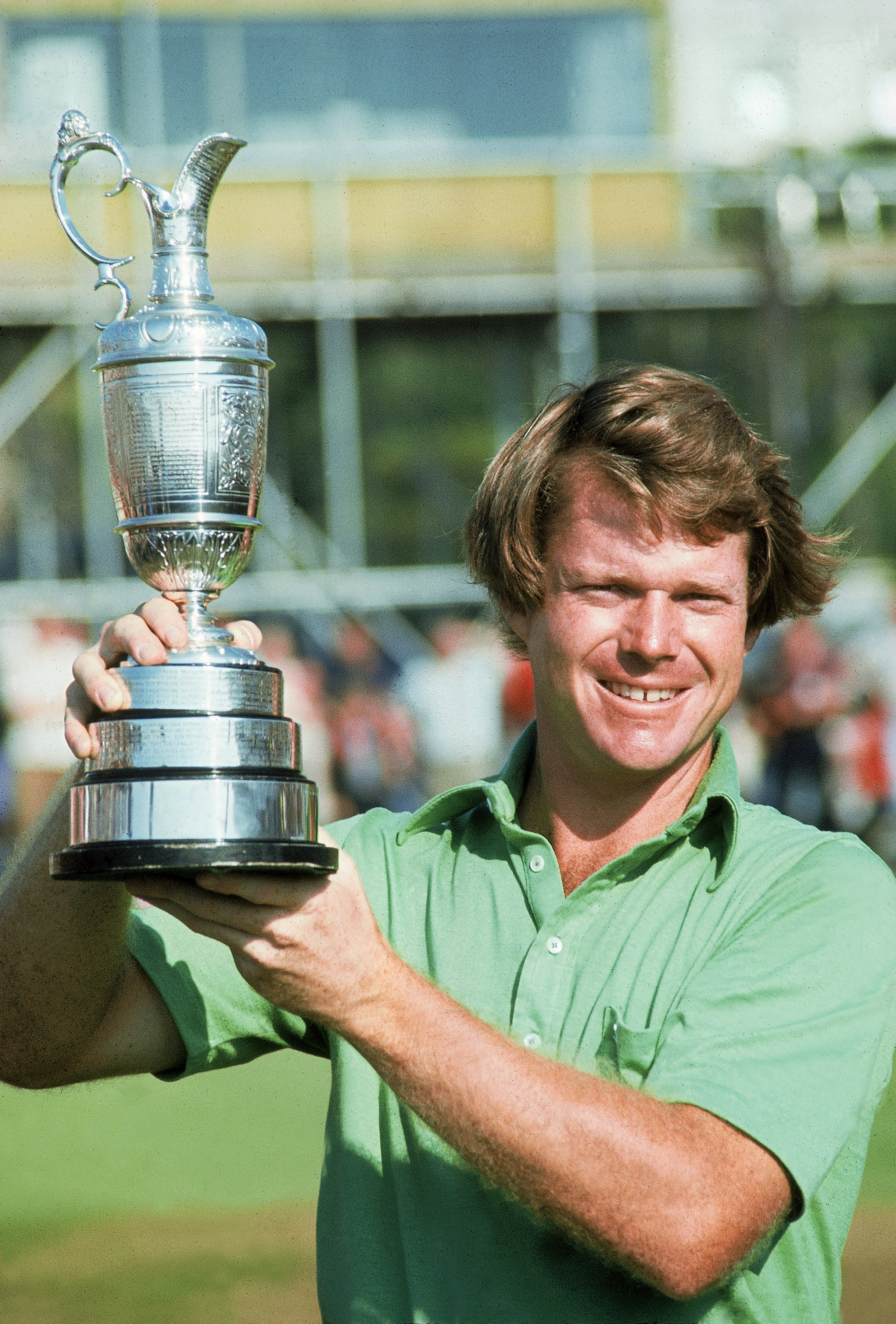 the top 10 golfers of the  u201870s