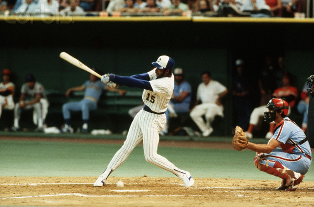 Cecil Coopers 7th inning single was the difference in Game 5 of the 1982 ALCS