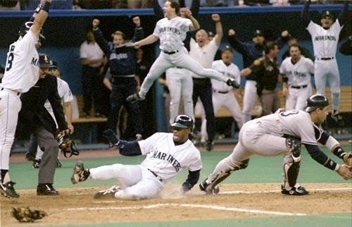 Game 5 of the 1995 LDS was one of the greatest moments in Mariner history.
