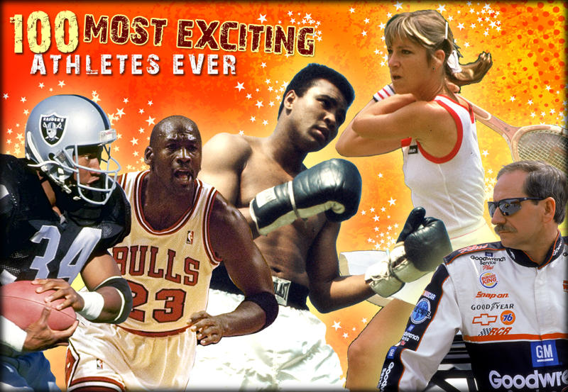 988f1dba2e2 100 Most Exciting Athletes Of All Time | Bleacher Report | Latest ...