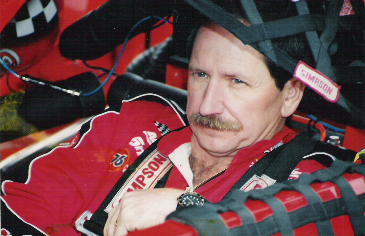 Dale Earnhardt was the definition of being tough, both on and off the track. (Image courtesy of www.fanpop.com)