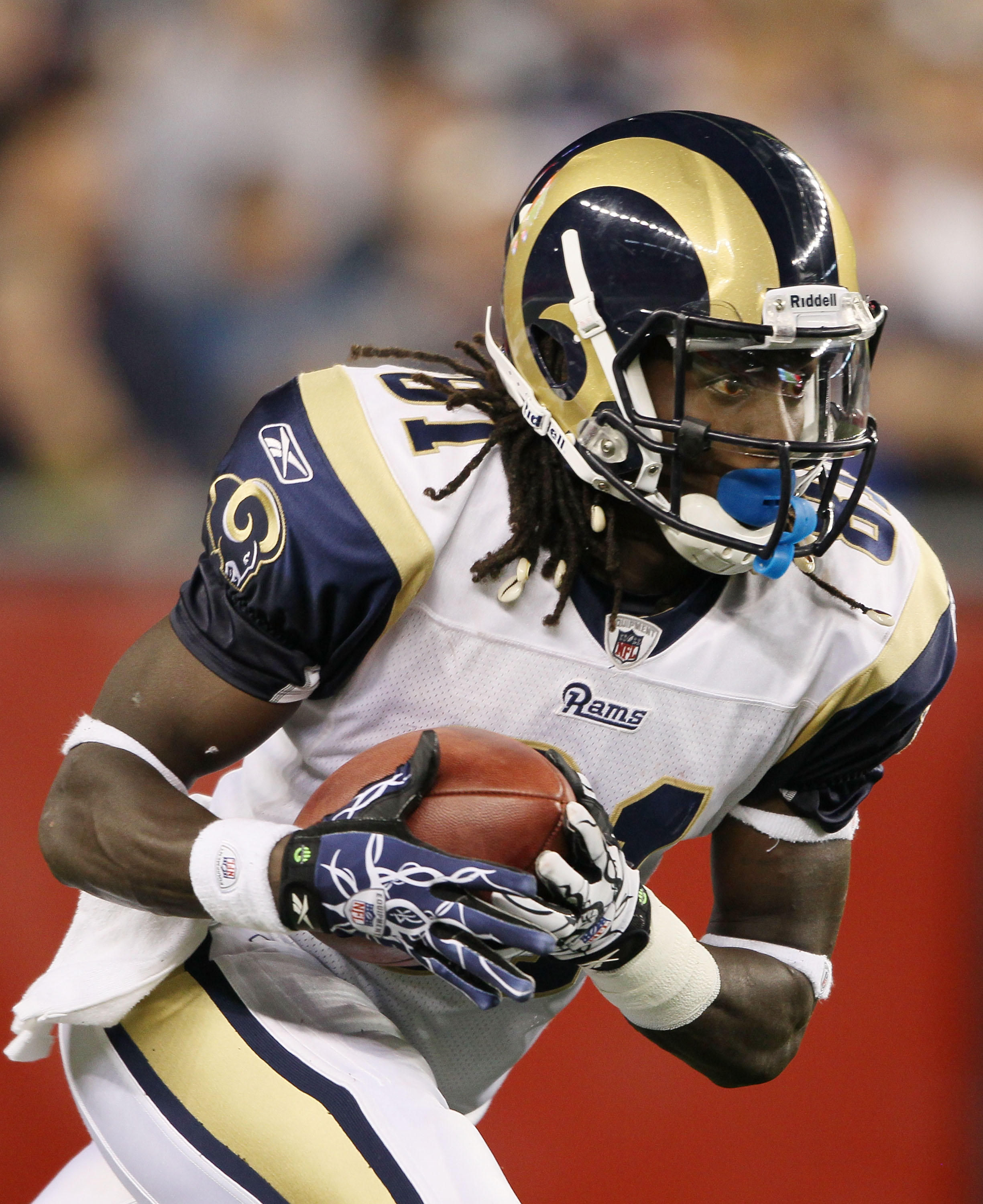 Mardy Gilyard, the rookie beast who is about to get his opportunity
