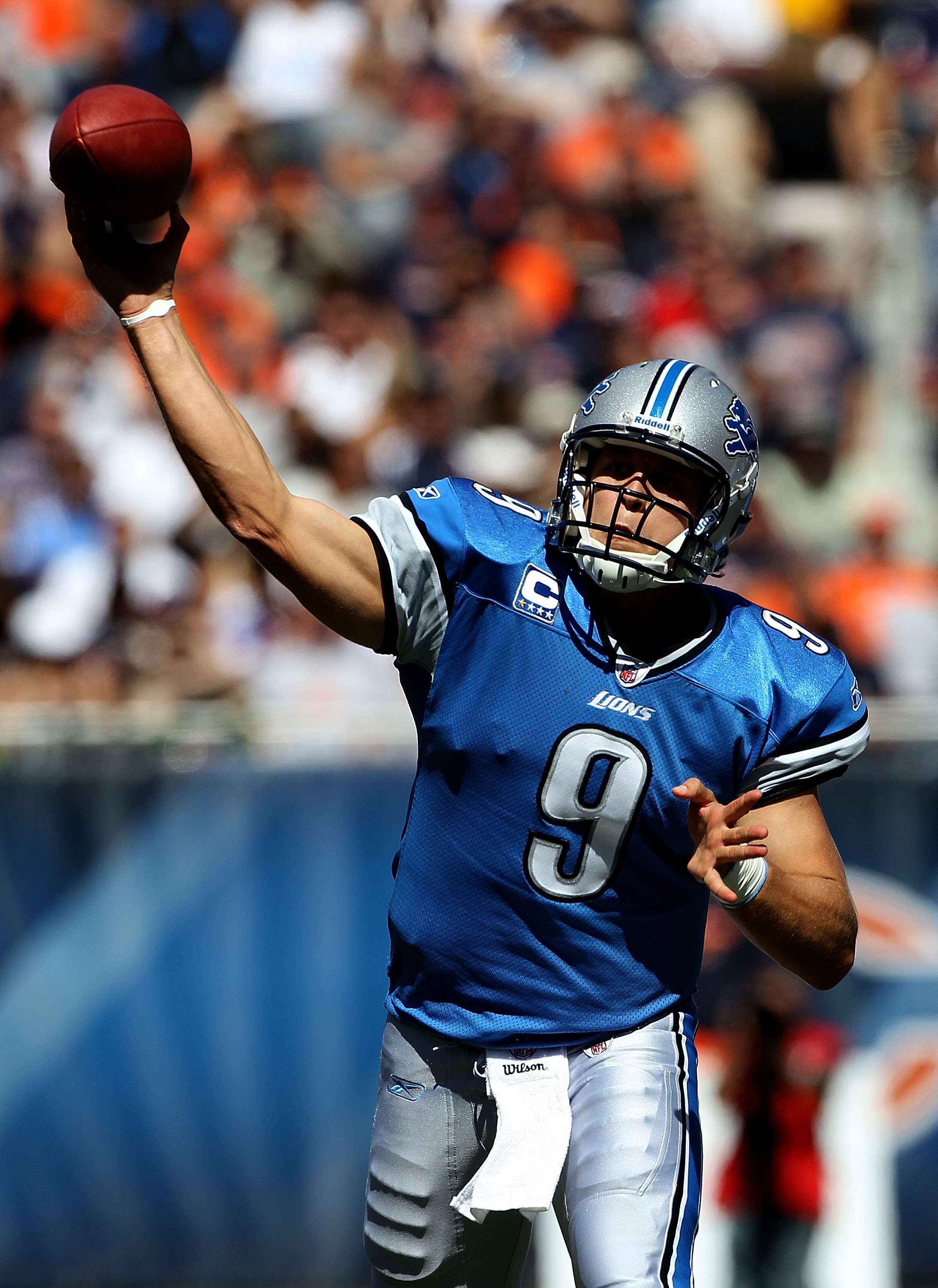 If Shaun Hill can do it, surely a healthy Stafford can
