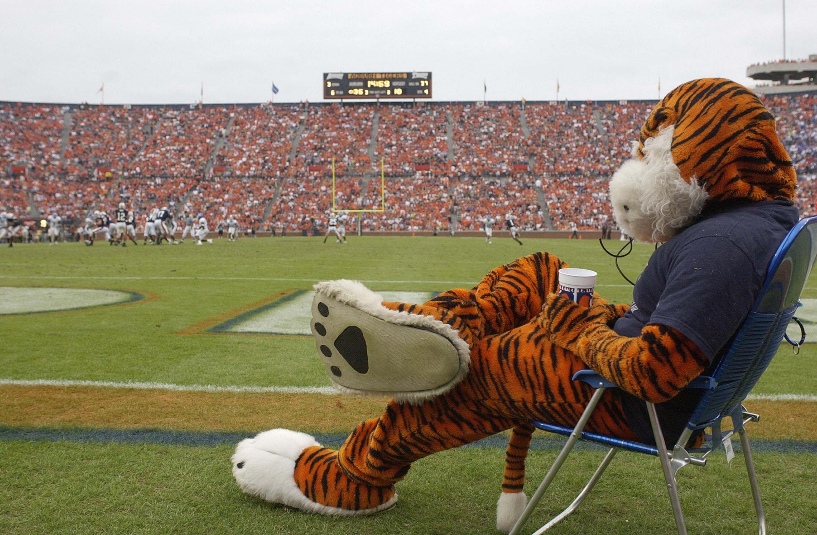 Auburn is no paper tiger.