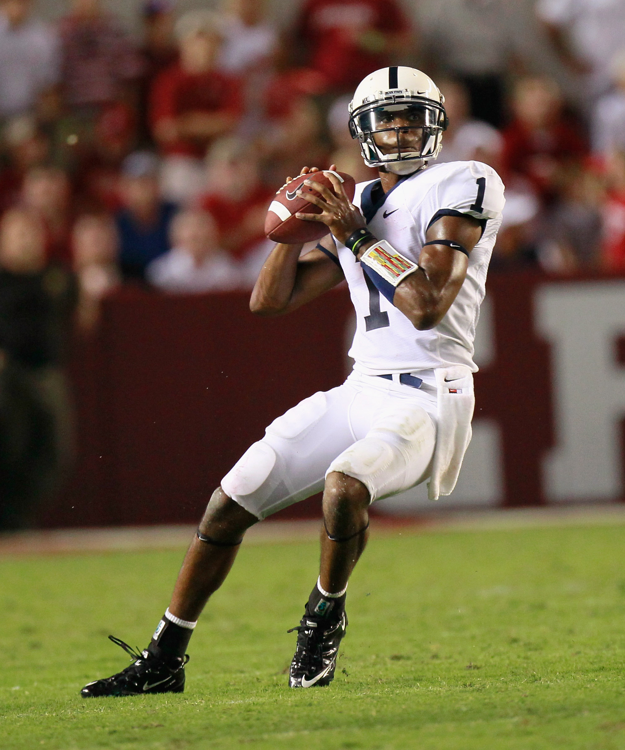 True freshman Bolden beat out two sophomores and another good freshman QB.