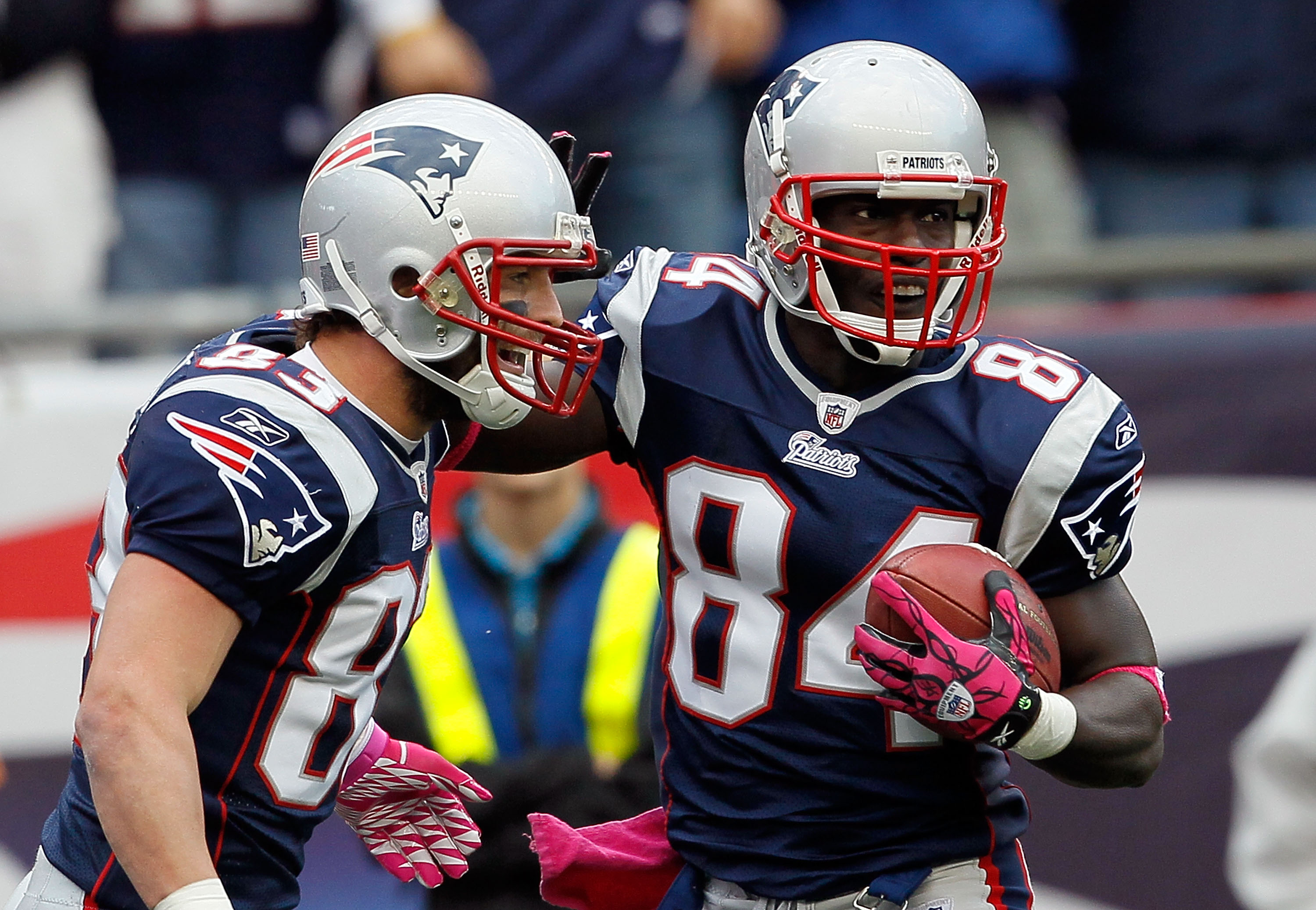 2b1c4f33 Deion Branch Comes Back Strong for New England Patriots in Win Over Ravens
