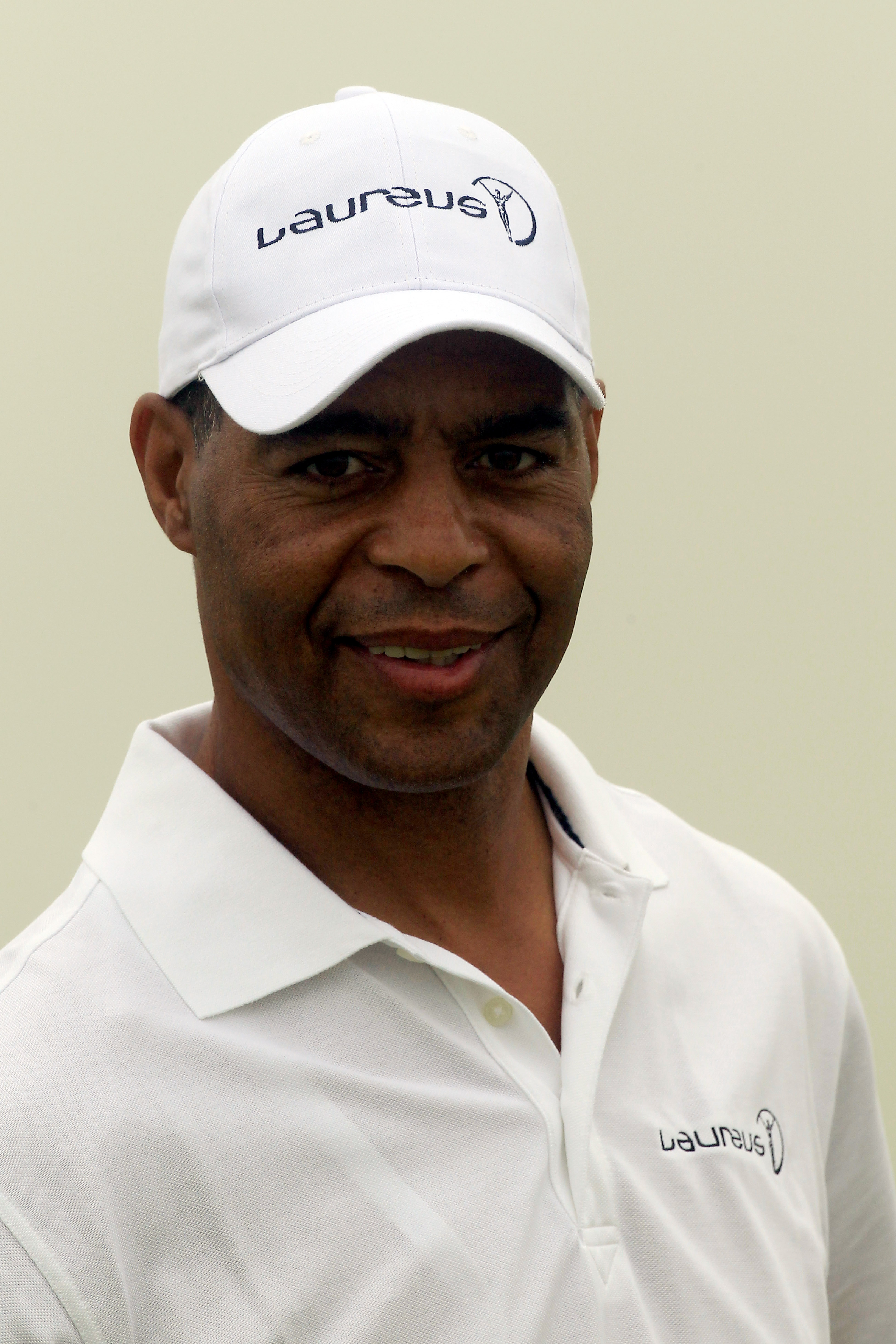 ABU DHABI, UNITED ARAB EMIRATES - MARCH 09:  Marcus Allen looks on during the Laureus World Sports Awards Golf Challenge at the Abu Dhabi Golf Club on March 9, 2010 in Abu Dhabi, United Arab Emirates.  (Photo by David Cannon/Getty Images for Laureus)