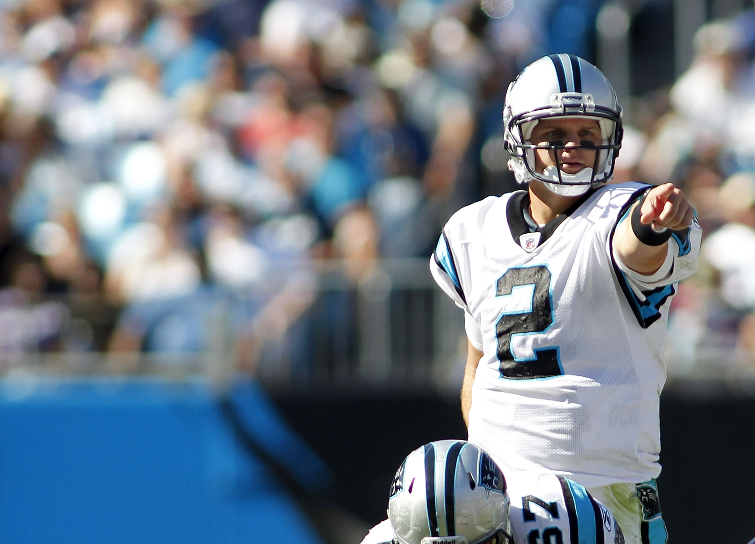 Jimmy Clausen Benched by Carolina Panthers: 5 Reasons the Move ...