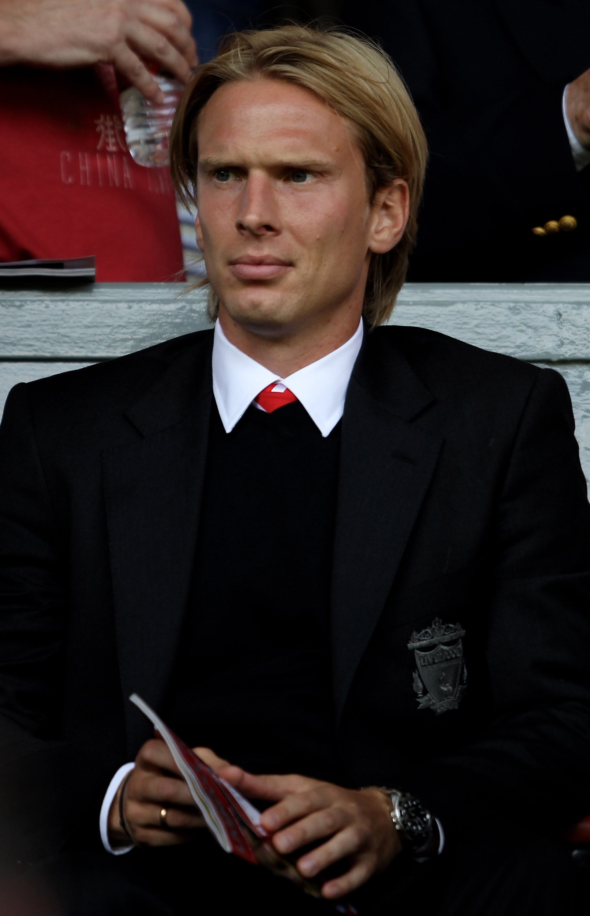 C. Poulsen: Just not good enough for EPL.