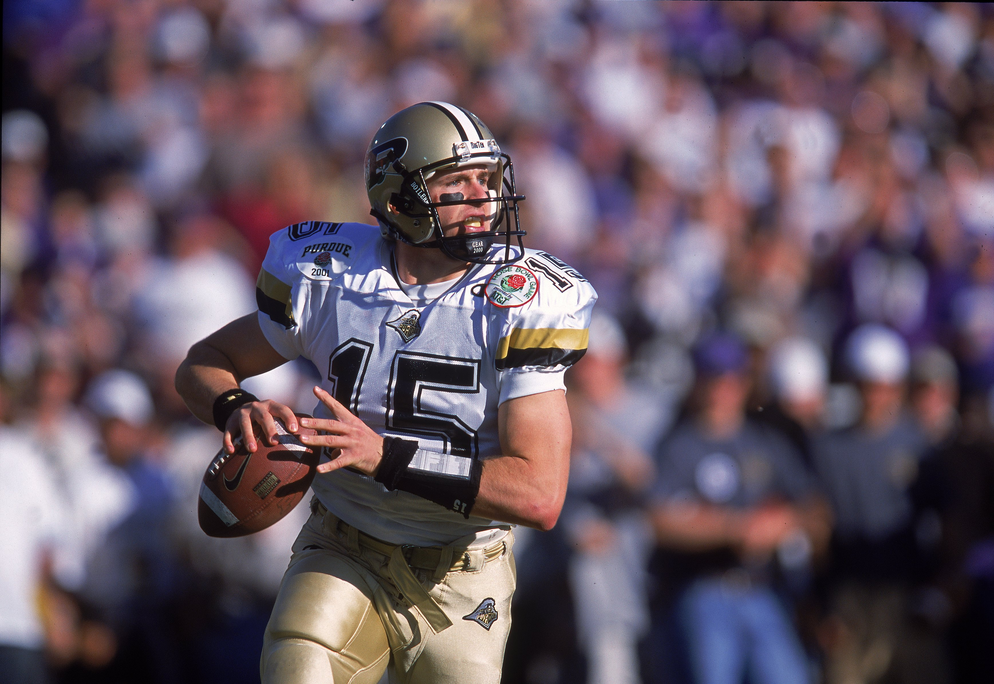 Purdue Football Rating The Best From The Cradle Of Quarterbacks Bleacher Report Latest News Videos And Highlights