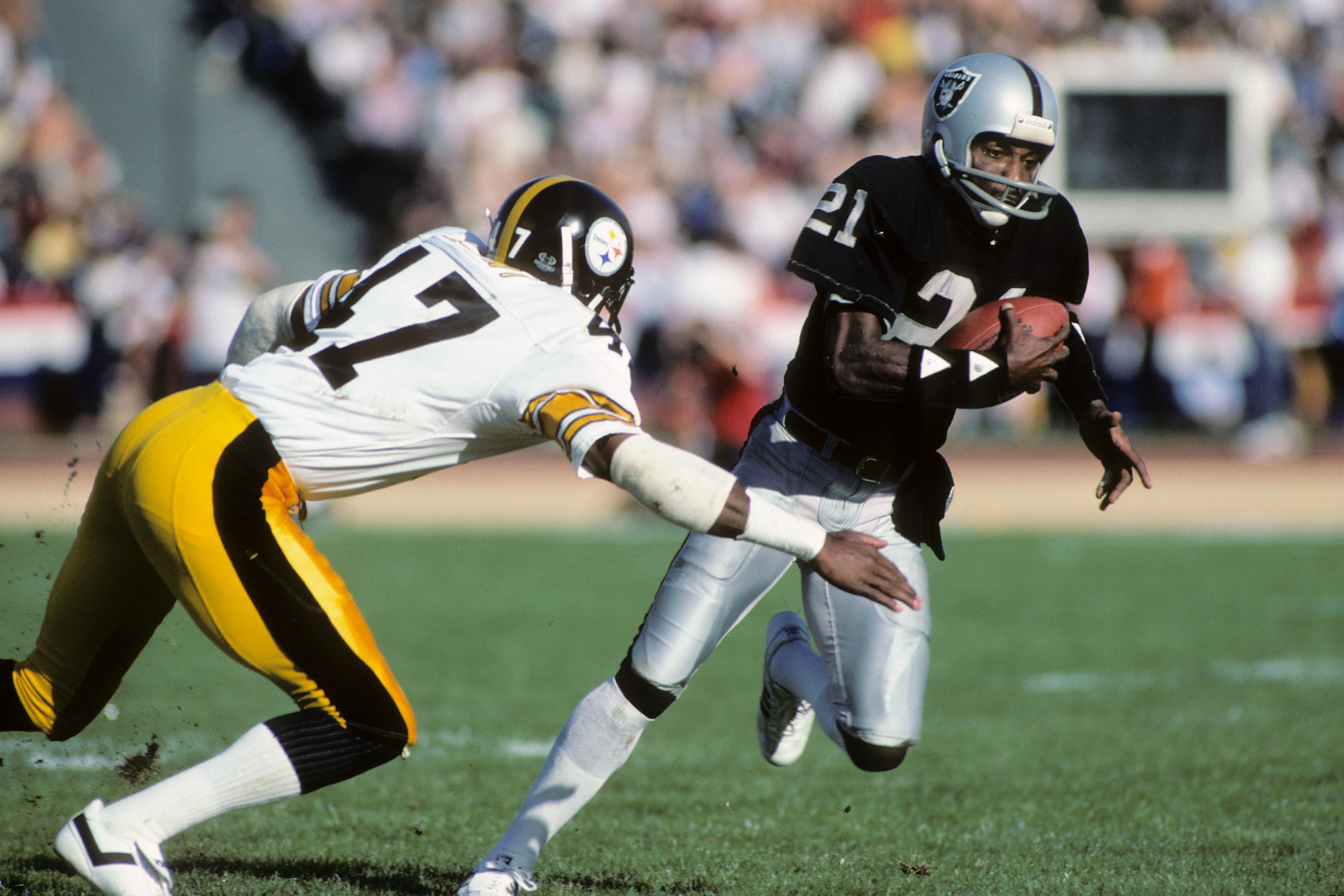 Mel Blount Was A Tough Cornerback For Pittsburgh