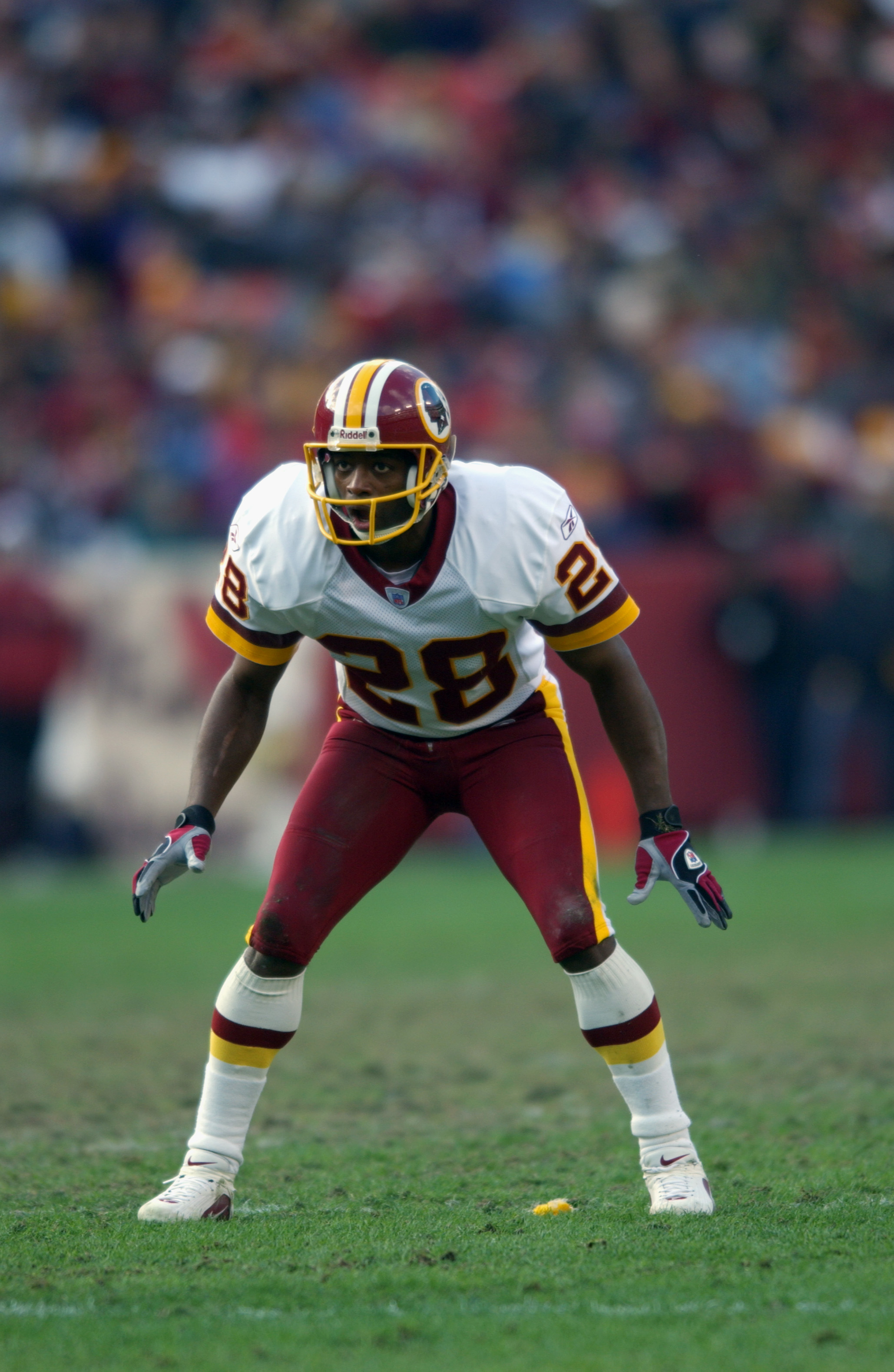 Darrell Green Played Cornerback For The Redskins
