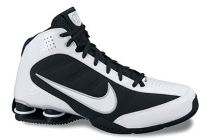 pretty nice 278eb a1996 Great team shoe. Used mainly in the college ranks, this shoe featured Nike s  Shox technology.