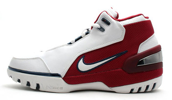 outlet store b9fa9 7c0d2 The Top 100 Basketball Shoes of All Time | Bleacher Report ...