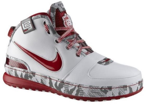 newest 2f3b0 e98b1 25) Nike LeBron Zoom VI