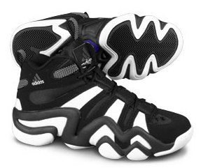 8d3cde028ae3 Kobe s first signature shoe with Adidas. Great bubble sole and actually a  very comfortable shoe.