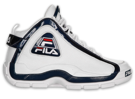 quality design 7a991 0c8d7 79) Grant Hill Fila 1995. 22 of 100. Fila doesn t make basketball shoes ...