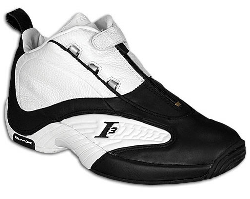 61117eb8acc Another Iverson signature shoe from Reebok. Extremely comfortable and great  style. A.I. put up a lot of points wearing these smooth-looking kicks.