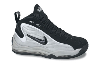 2cea447e332a1d 66) Nike Air Max Total Uptempo. 35 of 100. Classic Nike design with a  twist. Solid all-around basketball shoe.
