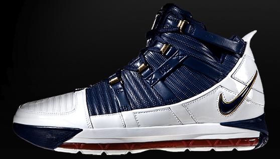 promo code 9e71a ed1c3 42) Nike Air Zoom LeBron 3