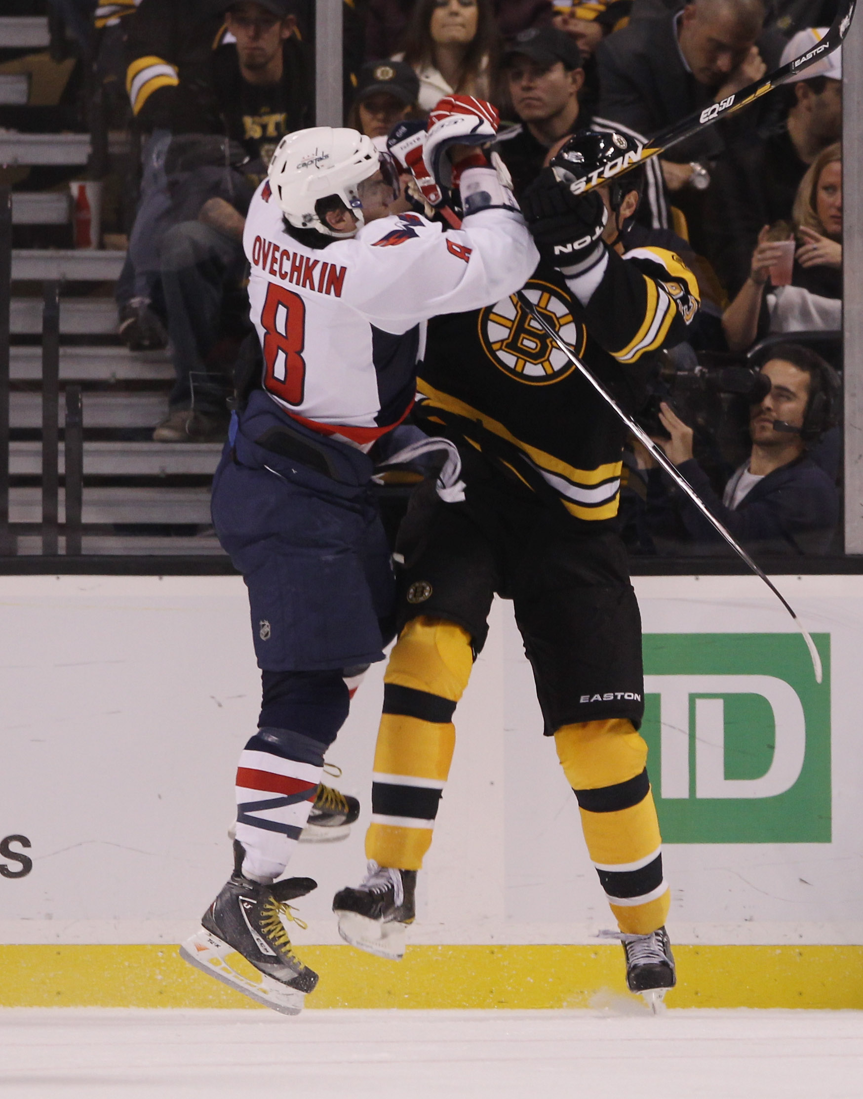 Zdeno Chara is the best shutdown defender in the league