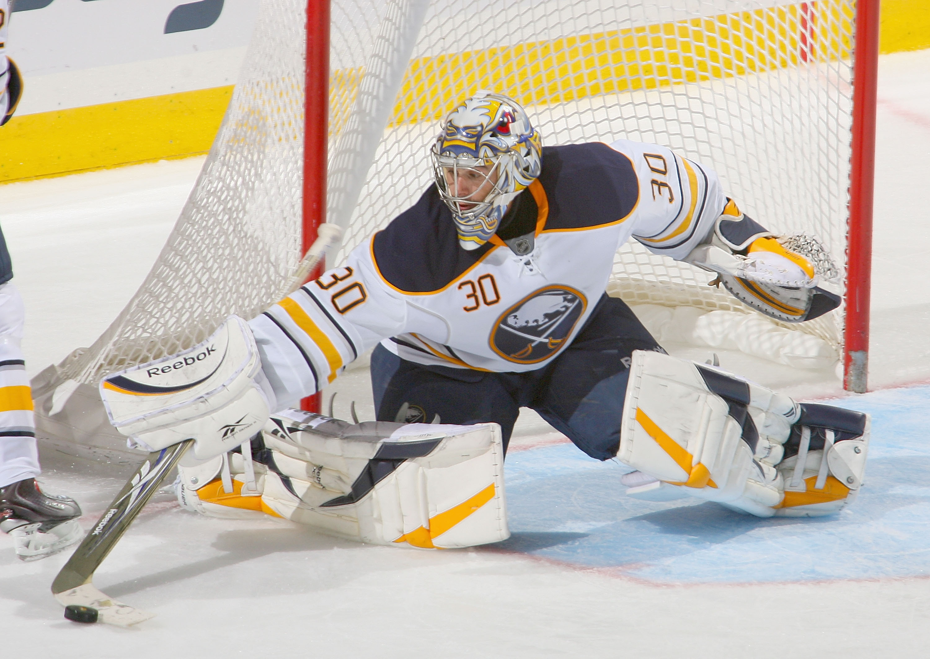 Ryan Miller is the best thing going for the city of Buffalo