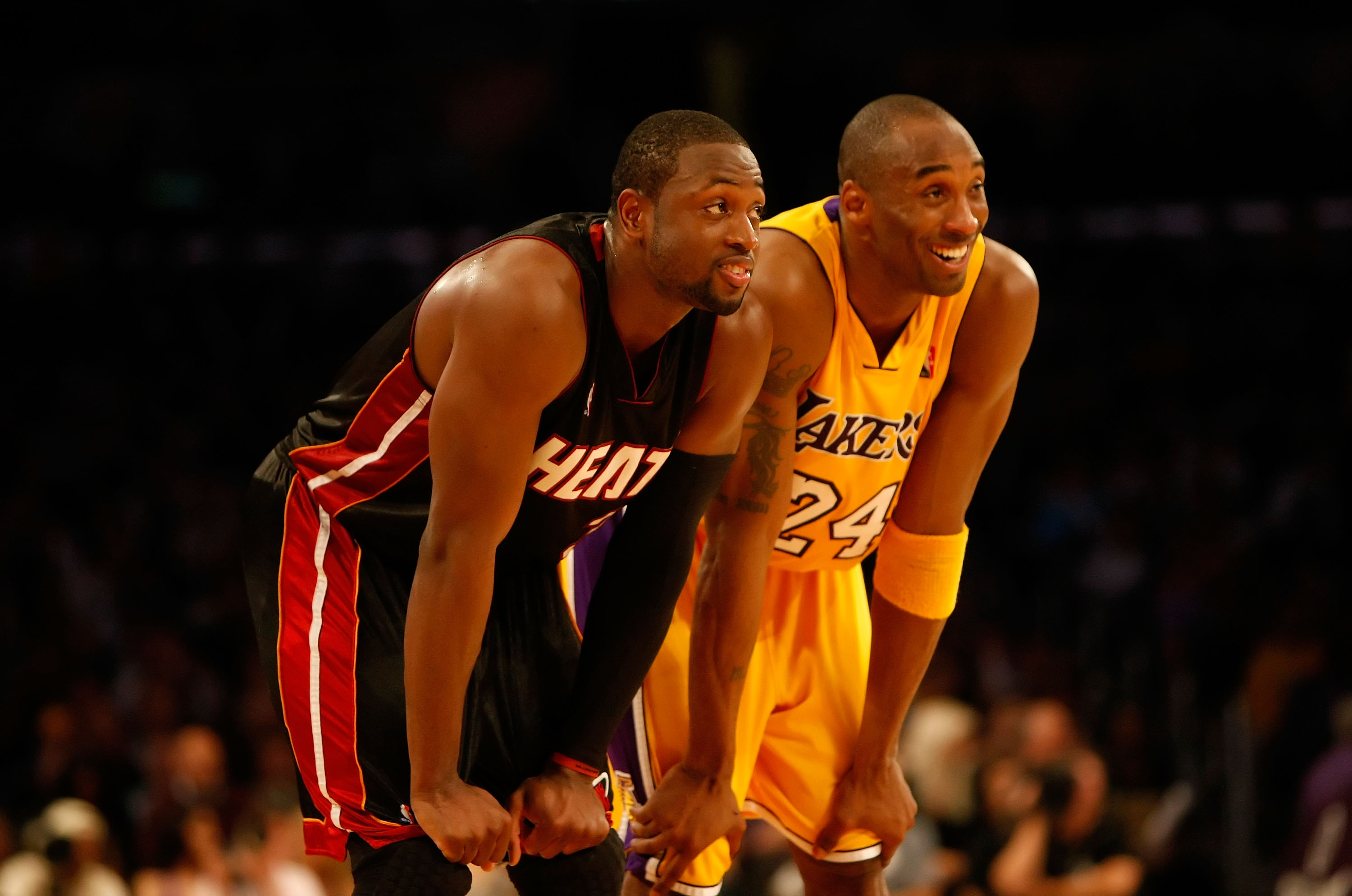 29941bfb2e4 Miami Heat or Los Angeles Lakers  The NBA s Best Opening Week Games. 0 of 11.  LOS ANGELES