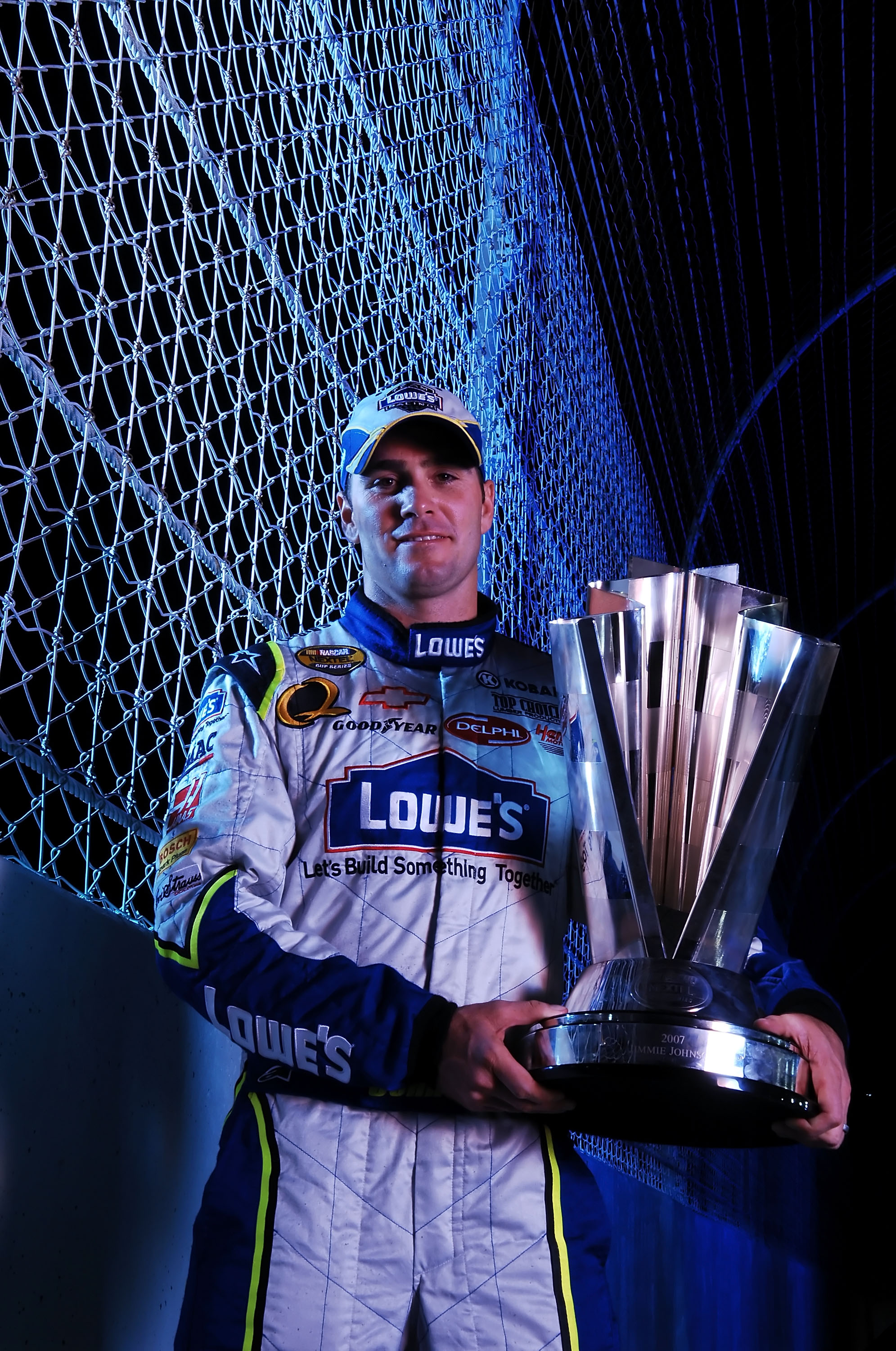 NASCAR Sprint Cup: Ranking Jimmie Johnson and the Last 15 Title