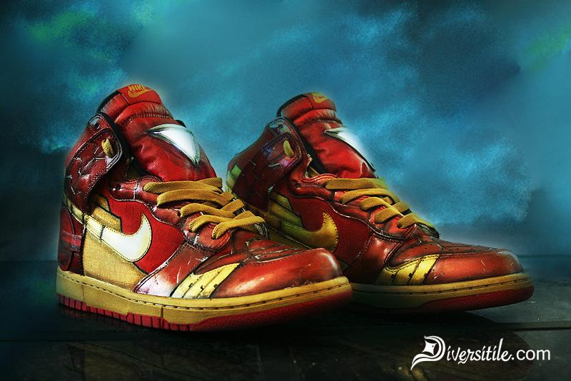Nike Iron Man Dunks