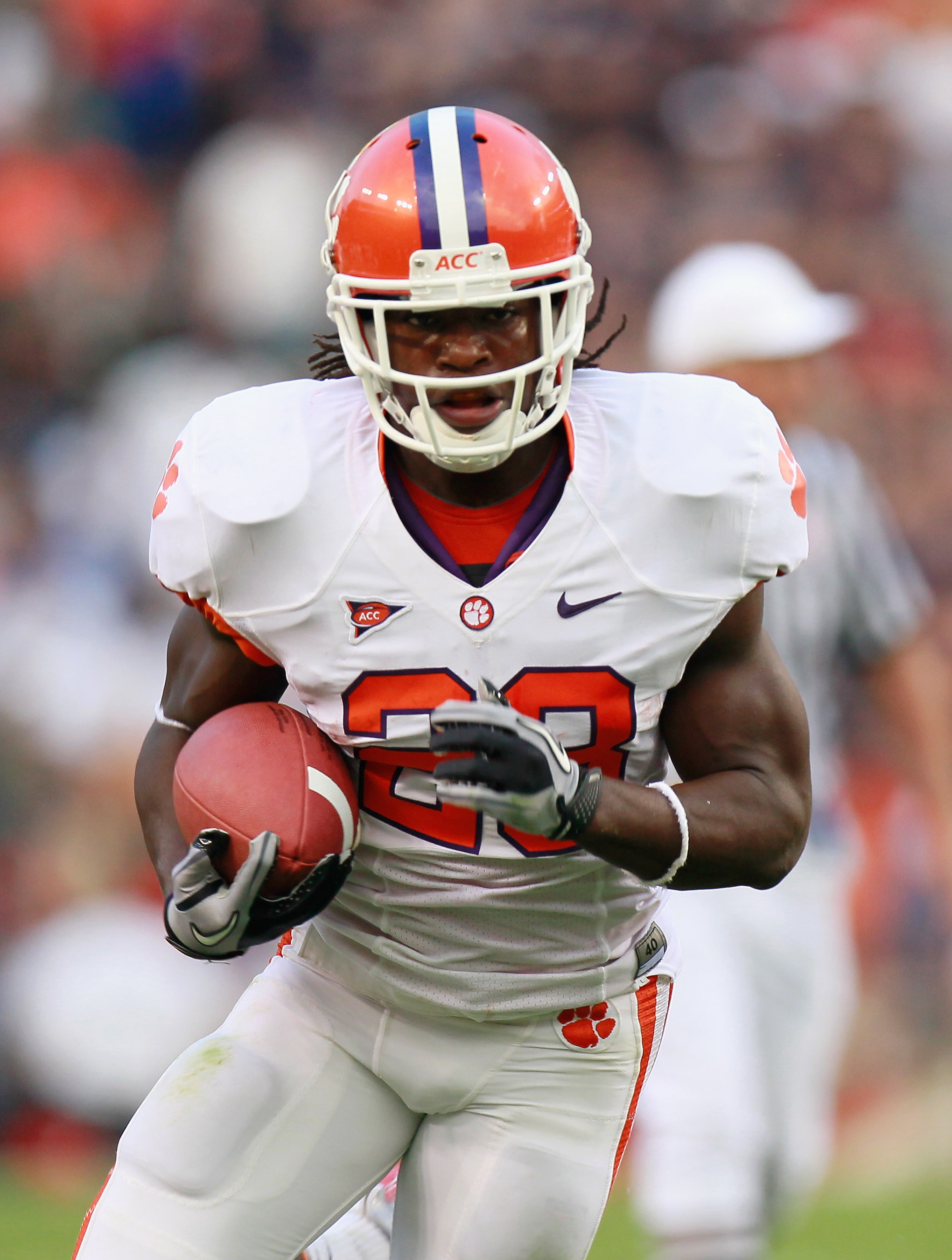 Clemson's Andre Ellington is one of the most elusive runners in the ACC.