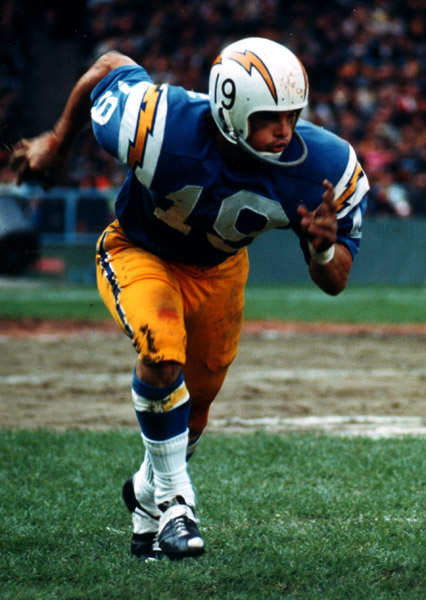 Lance Alworth Catching The 50 Most Sur...