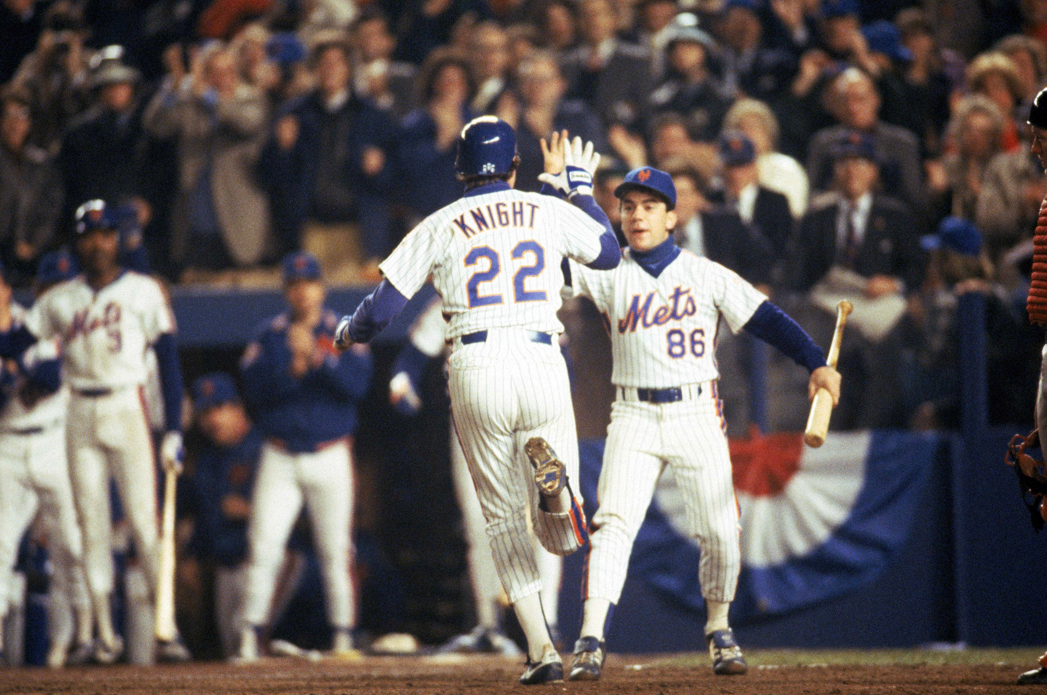 Bill Buckner Play - 1986 World Series - Metacafe