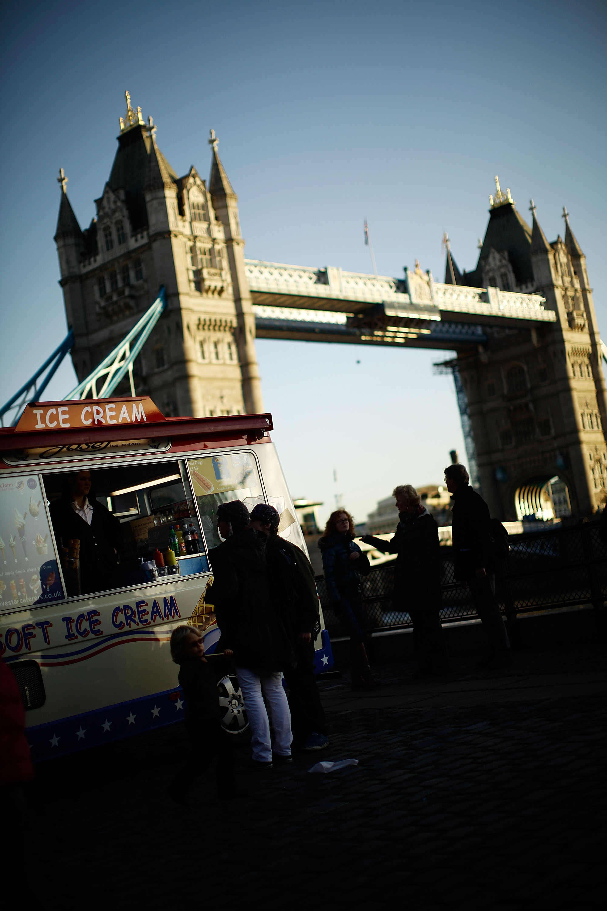 LONDON, ENGLAND - OCTOBER 25:  Views of Tower Bridge on October 25, 2010 in London, England. With less than two years to go until the Olympic Games  the capital is preparing for large numbers of visiting tourists.  (Photo by Matthew Lloyd/Getty Images)