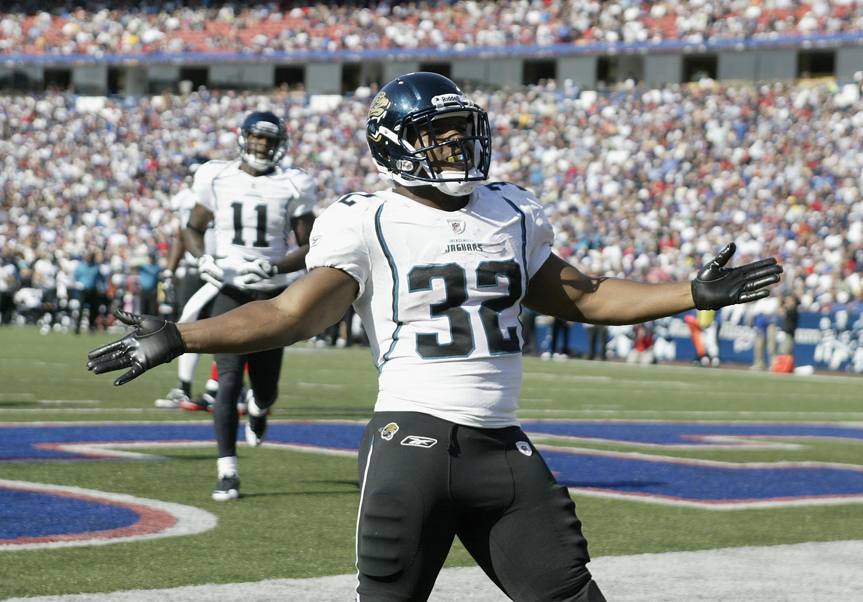Jaguars running back Maurice Jones-Drew