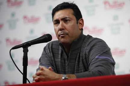 What moves will Phillies GM Ruben Amaro make?