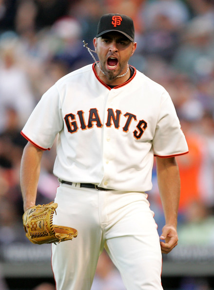 Affeldt is capable of getting both righties and lefties out