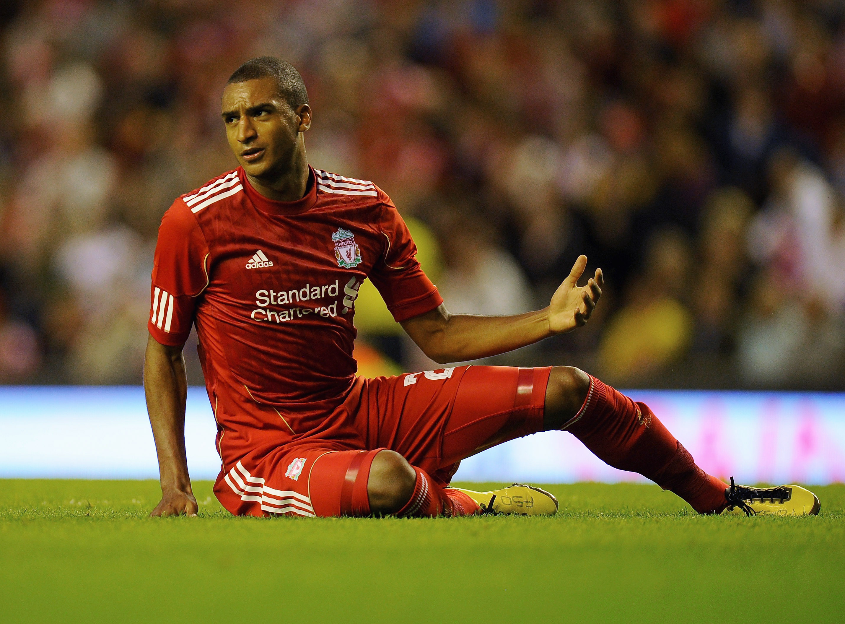 David Ngog was not really effective