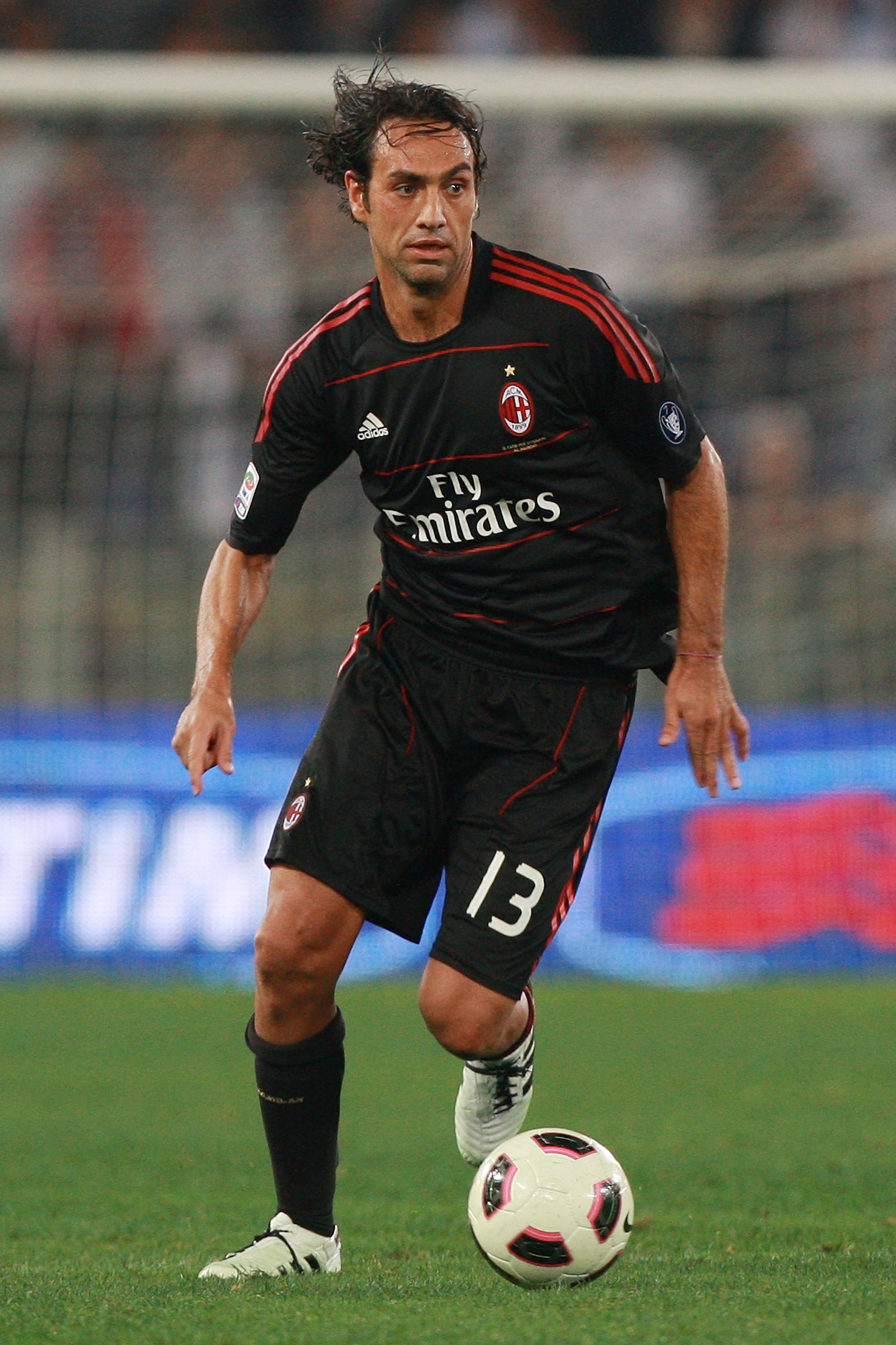 Alessandro Nesta is one of the few that has played his entire career in Serie A.