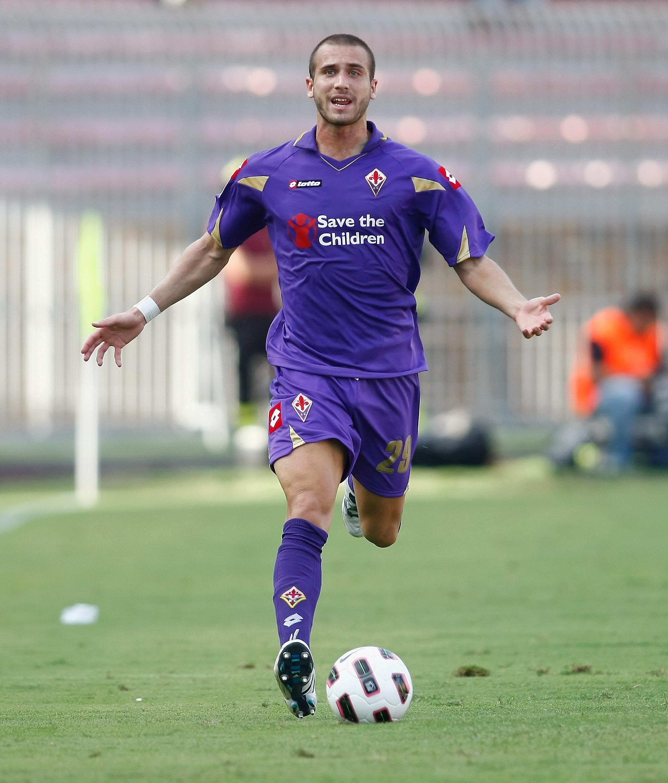 De Silvestri started with Lazio before moving to Fiorentina.