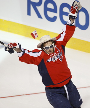 Hey...if Ovechkin can pull this off...