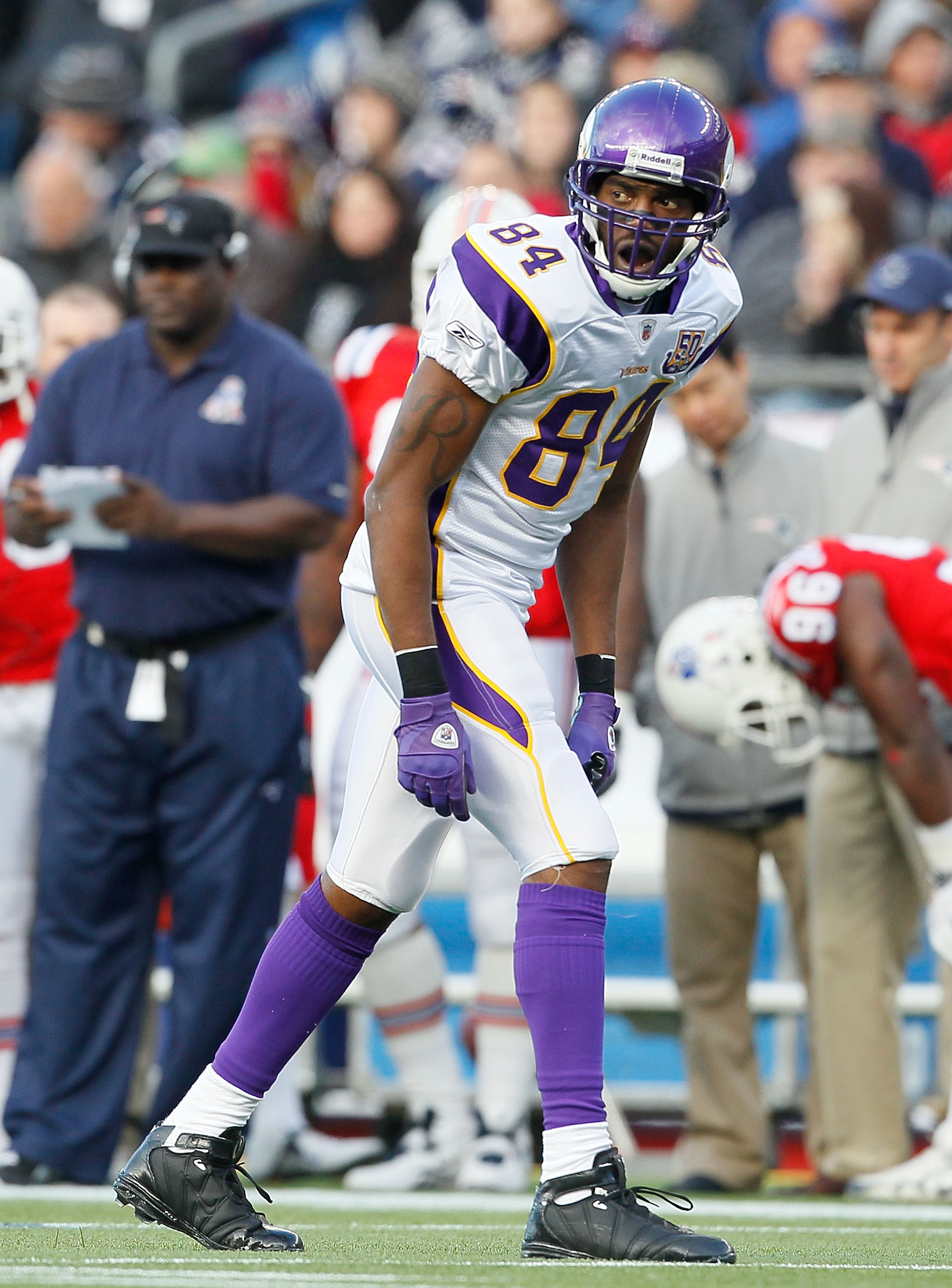 Randy Moss >> Randy Moss Claimed By The Tennessee Titans What This Move