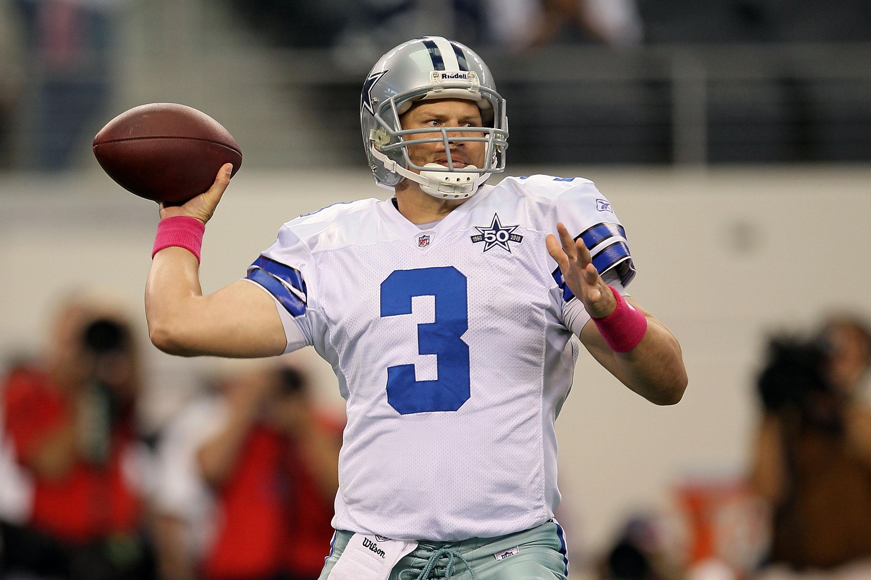 Cowboys quarterback Jon Kitna