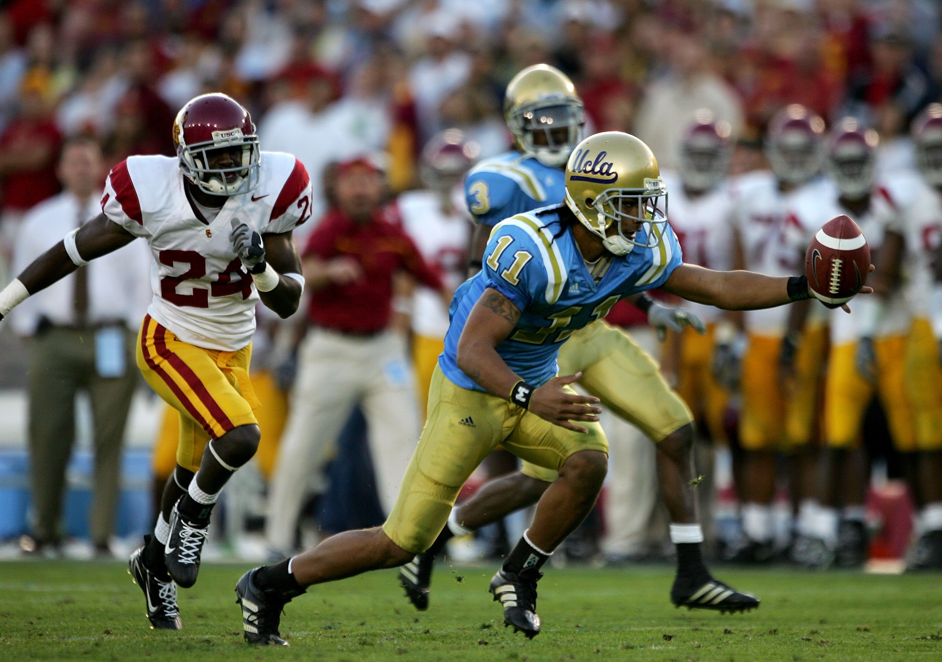 50 Greatest Upsets in College Football History | Bleacher