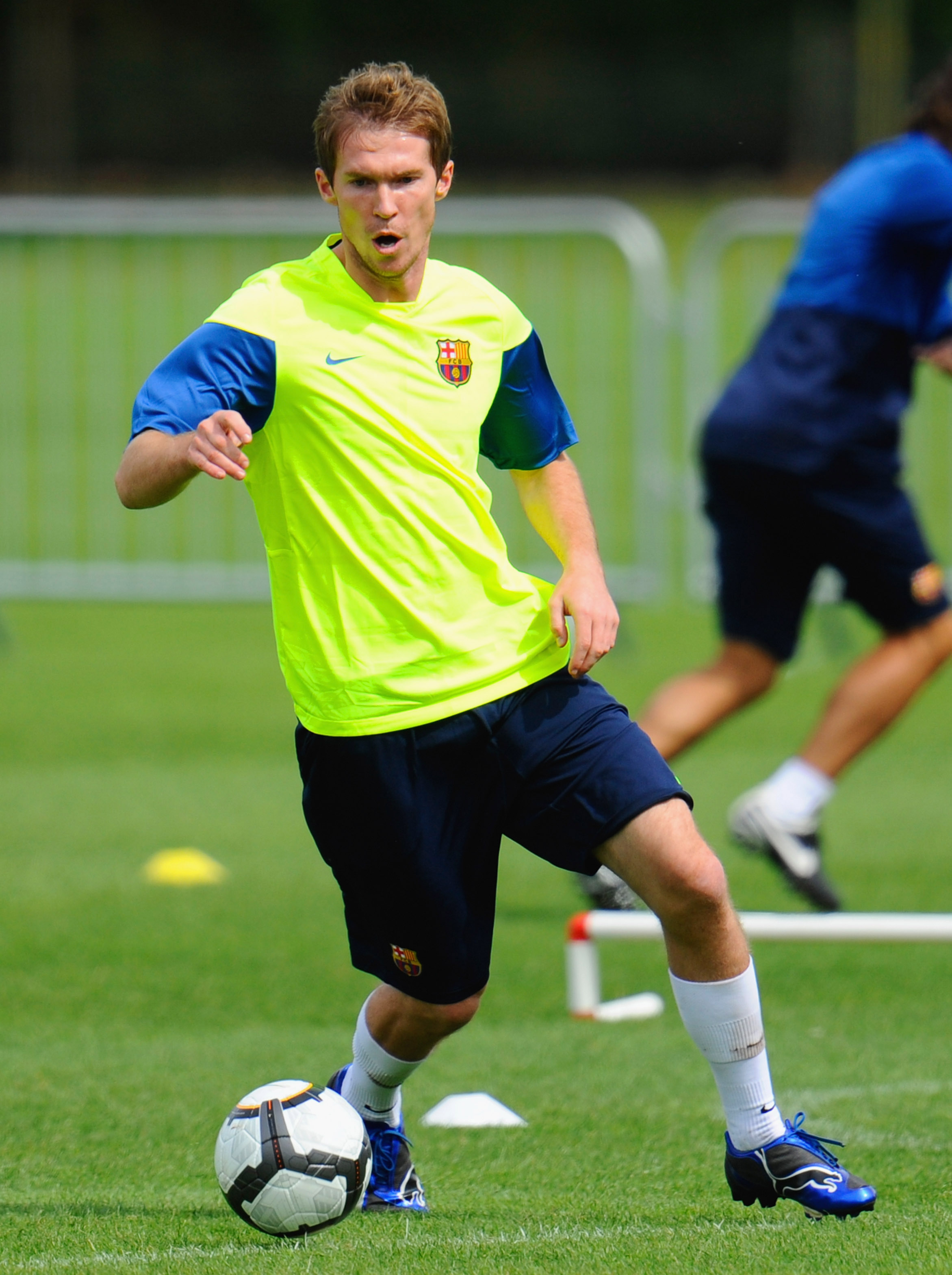 No Love For Hleb!