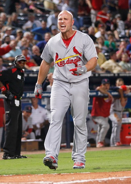 Matt Holliday lived up to expectations in St. Louis, but the Cardinals faded down the stretch.
