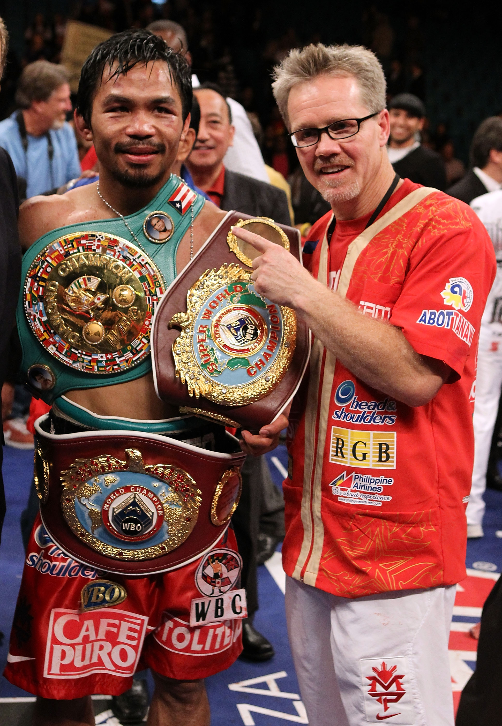best cheap 9ae32 9af44 Manny Pacquiao  Is Freddie Roach All Smoke or Is Pacman Truly Not Ready