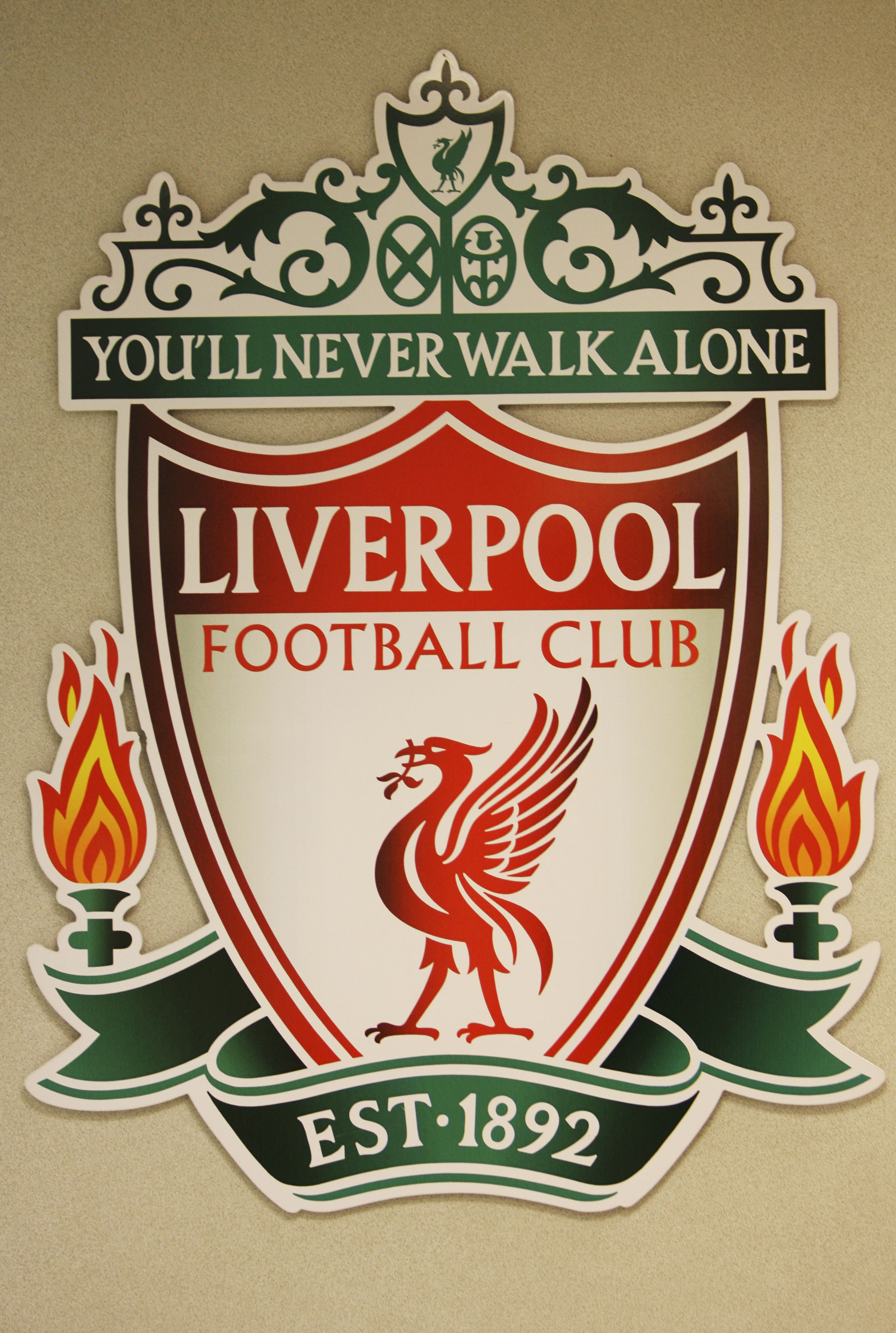 Liverpool Badge Images