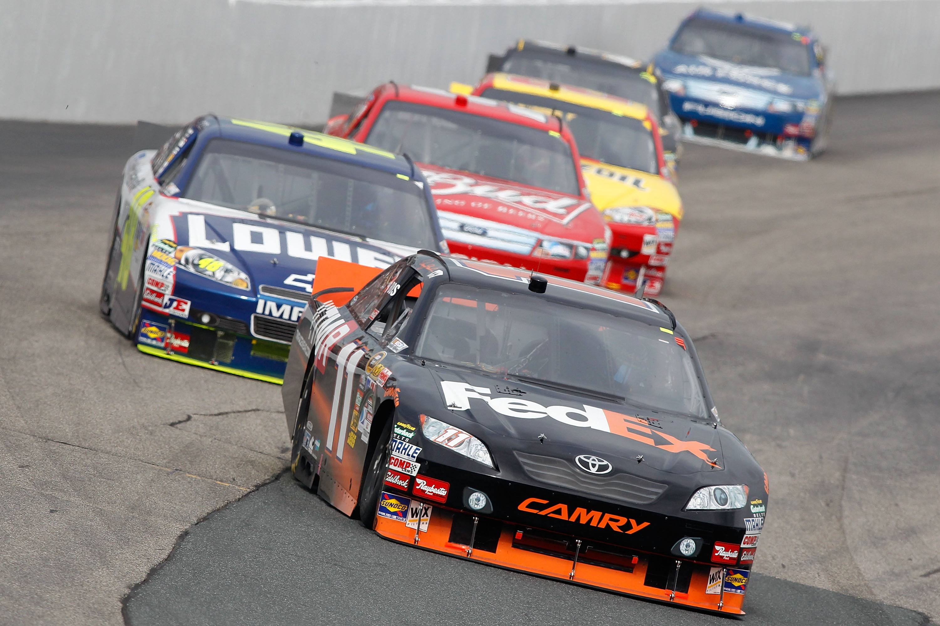 Who has the best record on the Homestead-Miami Speedway?